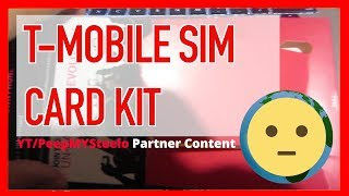 T Mobile Prepaid Sim Card Activation Kit Pay As You Go No Contract Wireless Plans | MySuLonE