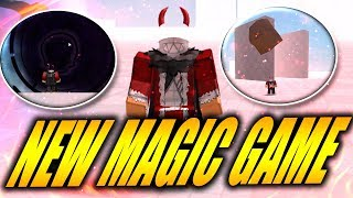 A NEW MAGIC GAME YOU NEED TO PLAY | ROBLOX Project Thaumaturge | iBeMaine