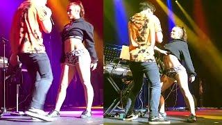 Jade Chynoweth & Alex Aiono #changestour2017 Live on stage
