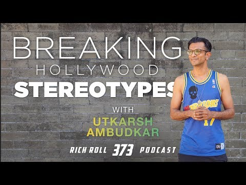 Rich Roll Podcast: Utkarsh Ambudkar On Breaking Hollywood Stereotypes