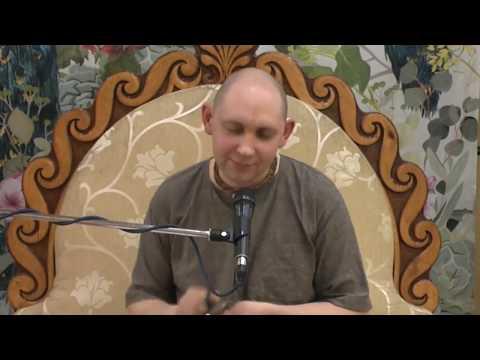 Бхагавад Гита 4.10 - Вишнуджана прабху