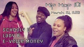 Schoolly D & Lady B - Hip Hop 101 (2001)