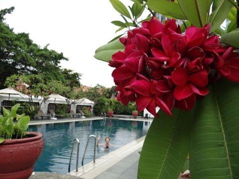 Raffles Hotel Singapore Five Star