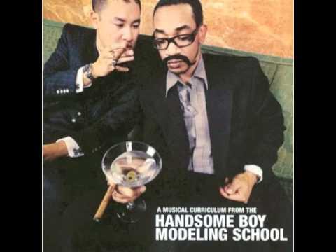 Handsome Boy Modeling School -