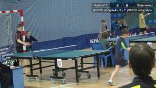 15.05.2016 Глущенко Григорий  VS Ширинкин Дмитрий