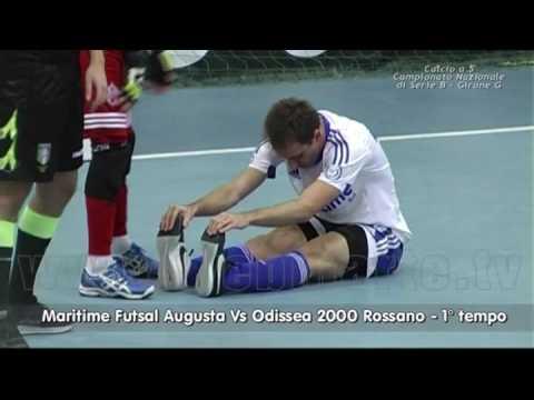 Calcio a 5 - Maritime Futsal Augusta Vs Odissea 2000 Rossano