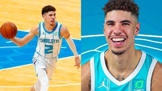 LaMelo Ball's Most Intelligent Passes - High IQ!