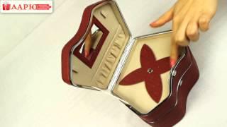 Шкатулка Solo Massima 0259-06g. Яркая и необычная шкатулка!(Шкатулка Solo Massima 0259-06g. Оригинальная и красивая шкатулка итальянского производства - необходимый аксессуар..., 2013-12-25T16:48:41.000Z)