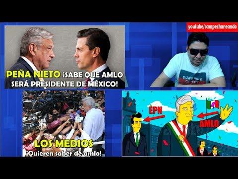 Peña Nieto ¡Listo para recibir a López Obrador! - Campechaneando