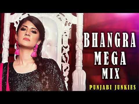 Nonstop Bhangra Mashup 2018 - Punjabi Bhangra Dj Remix Dance Mix 2018
