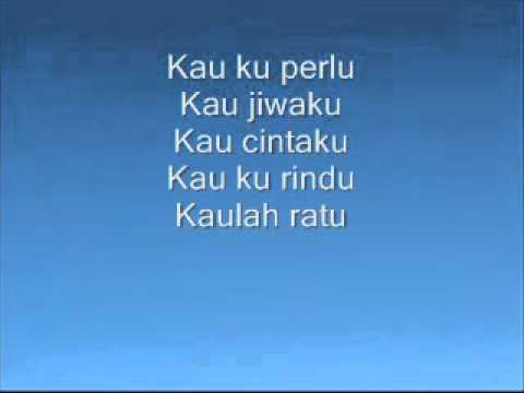 Aliff Aziz ft. Joanna - Kalau Cinta (LYRICS ON SCREEN)