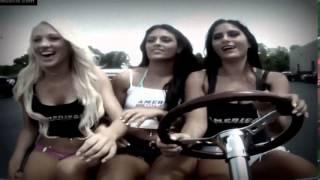 Sex girls & cars Секси девочки и автомобили