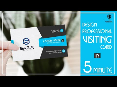 design-professional-business-card-in-coreldraw-|-coreldraw-tutorial