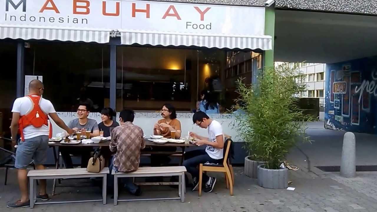 mabuhay indonesian restaurant berlin. Black Bedroom Furniture Sets. Home Design Ideas