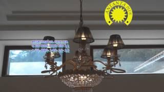 лебедка для люстры инструкция видео(Внешний вид и способы установки лебедки для люстры производства MW-LIGHT, Германия, а также лифт-подъемник..., 2013-08-12T08:11:43.000Z)