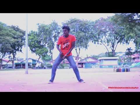 Enakkenna Yaarum Illaye (Aakko ) Dance Cover by Harvindran Sivanesan   HarvindranChoreography
