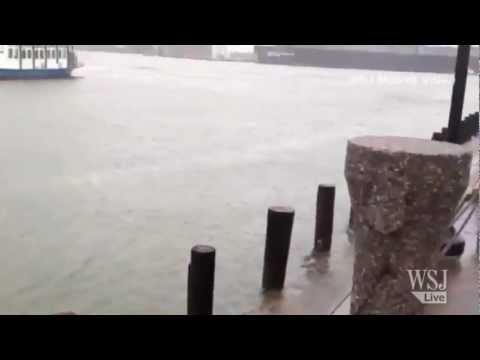 Hurricane Flooding in Portsmouth, VA