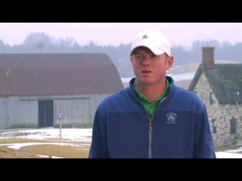 US Open Spring Preparation At Erin Hills Golf Course