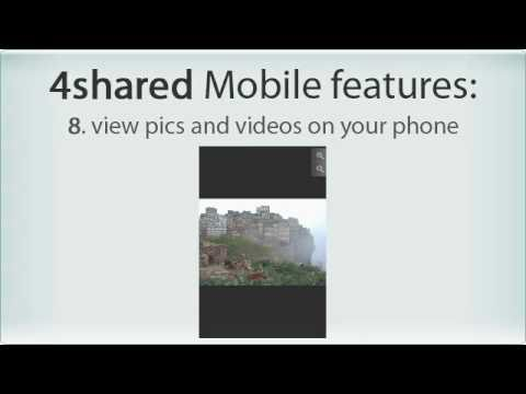 4shared Mobile for Android