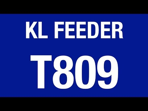 rapidKL Feeder Bus T809 Hyperlapse (MRT Station Mutiara Damansara - Damansara Perdana)