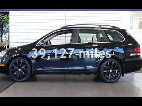 2012 Volkswagen Jetta SportWagen TDI for sale in PORTLAND, OR