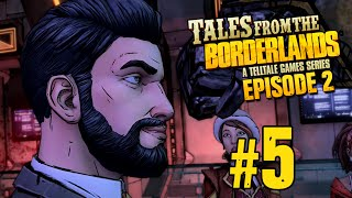 "Tales from the Borderlands: Episode 2 - Gameplay Walkthrough (Part 5) ""Secret Facility"""