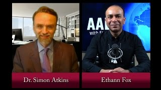 AAE tv | Wave X | The Future Economic And Spiritual Revolution | Dr. Simon Atkins | 10.24.15