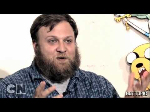 Interview: Adventure Time Creator Pendleton Ward