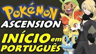 Pokémon Ascension (Fã Game) - Jogo em Português