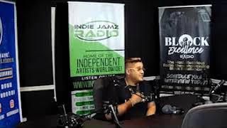 KRen's 1st Radio Interview