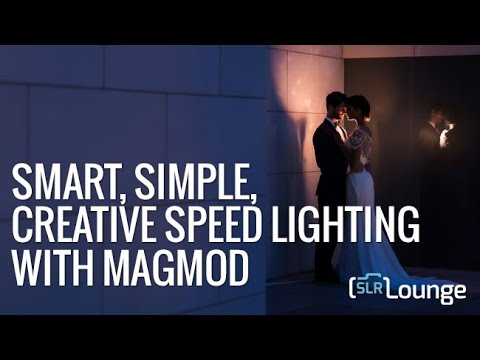 Smart, Simple, Creative Speed Lighting With Magmod