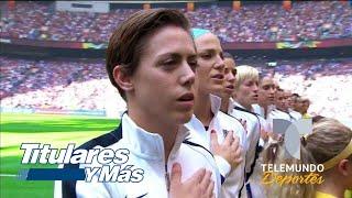 ¡Ya queda menos! La Copa Mundial Femenina de Francia 2019 promete y mucho | Telemundo Deportes