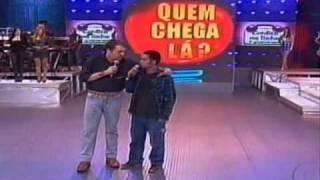 Carol Vieira (loiraça) e Jefferson - Quem Chega Lá - 03.10.2010.wmv