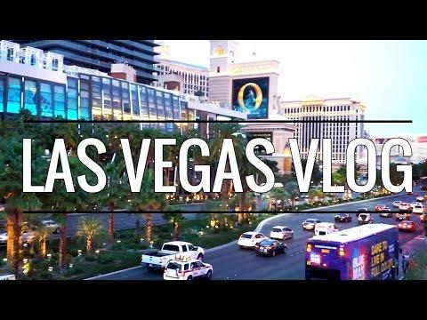 Las Vegas Vlog 3/6-9/2016