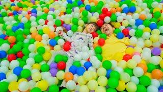 Nara Having Fun at Children's Playground