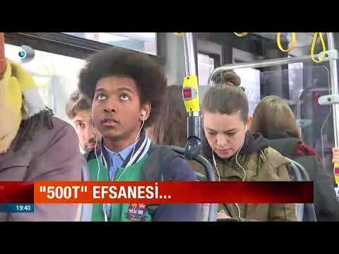 """""""500T"""" Efsanesi . İstanbul İETT"""