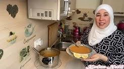 Soupa an Ra3thass azaguagh / شربة العدس الاحمر، التركية المحبوبة عالميا/ türkische Linsen Suppe 🍜