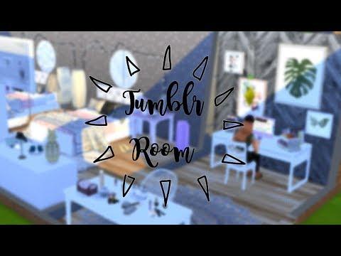 Ts4 Tumblr Bedroom
