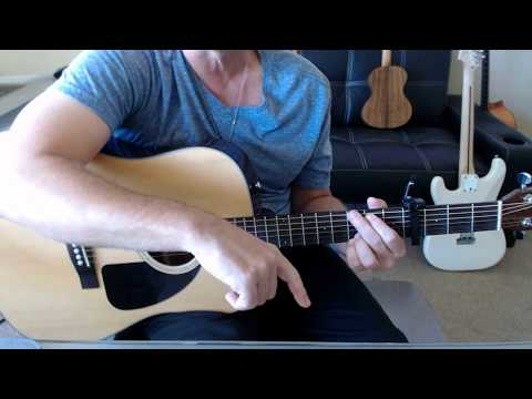 Howie Day Collide Guitar Tab Preview