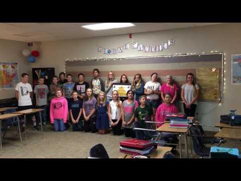 Spartan 5 video-Simle Middle School