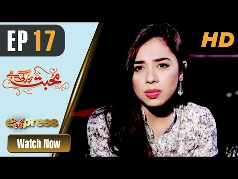 Mohabbat Zindagi Hai - Episode 17 - Express Entertainment Dramas