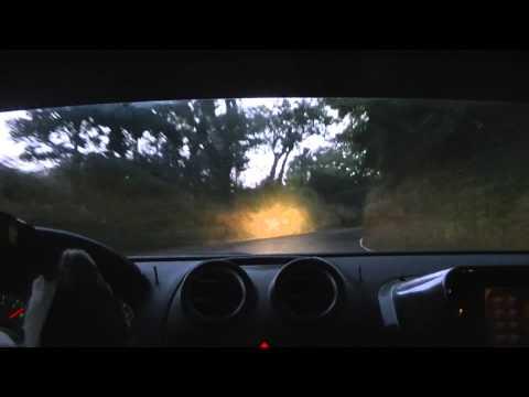 Chris Guichot de Fortis/Sam Bartlett - Rally Isle of Man 2014