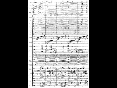 """Die tote Stadt (The Dead City)"" by Erich Wolfgang Korngold (Audio + Full Score)"