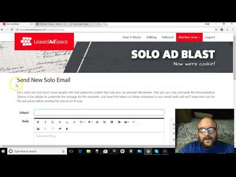 SSS Video # 6- The Power of Leased Ad Space -FREE or 7 bucks