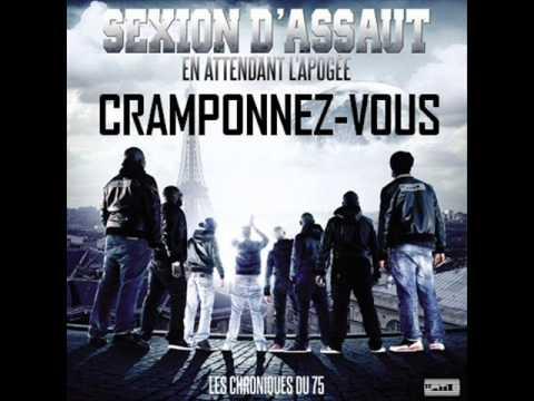 """Sexion D'Assaut - Cramponnez-vous [Extrait Nouvel Album """"En attendant l'apogée""""]"""