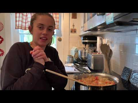Barley Jambalaya with Lauren
