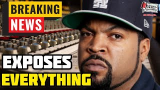 Ice Cube Just Let The Cat Out The Bag and He Means Business!!