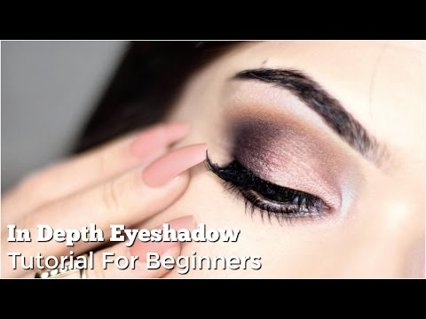 Eye Makeup Tutorial For Beginners | In-depth Tips & Tricks