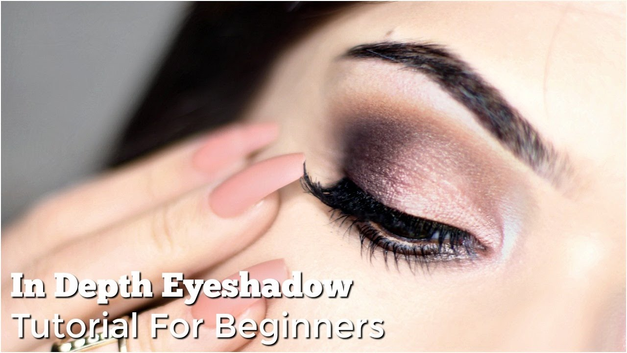 Eye Makeup Tutorial For Beginners  In-depth Tips & Tricks  TheMakeupChair