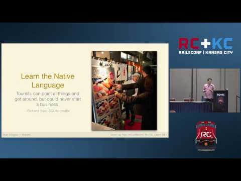 RailsConf 2016 - Level-up Your ActiveRecord Skills: Learn SQL! by Ryan Dlugosz